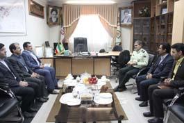 شرکت آب منطقهای و نیروی انتظامی هر دو حافظ منافع ملی هستند