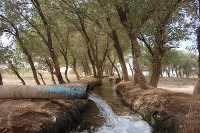 جلوگیری از هدر رفت 120هزار متر مکعب منابع آبی طی شش ماه گذشته در دامغان